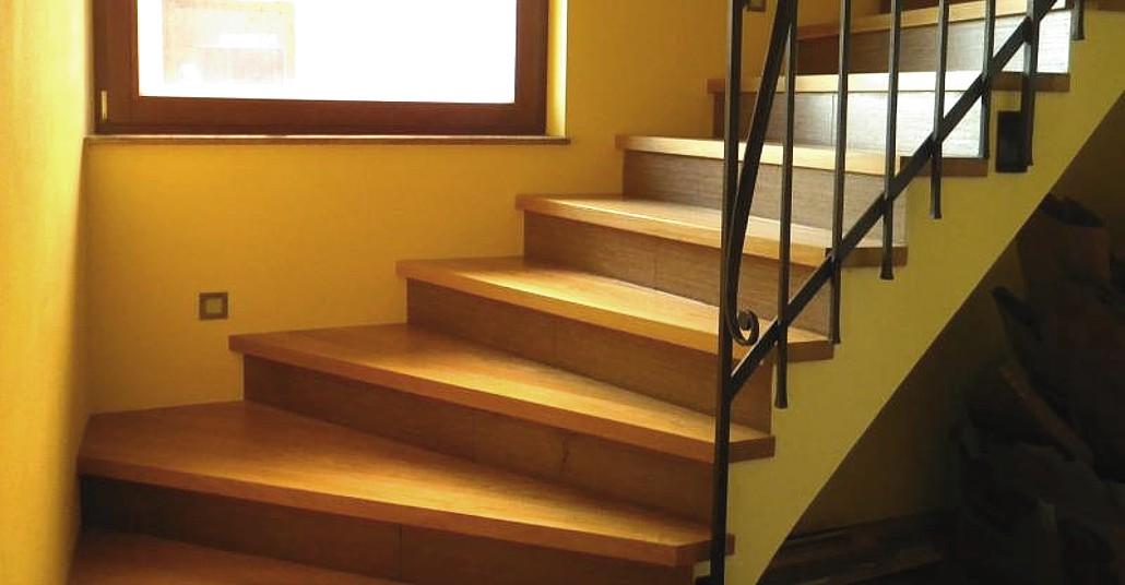 schody, zábradlí